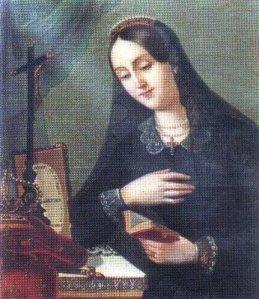 maria cristina di borbone