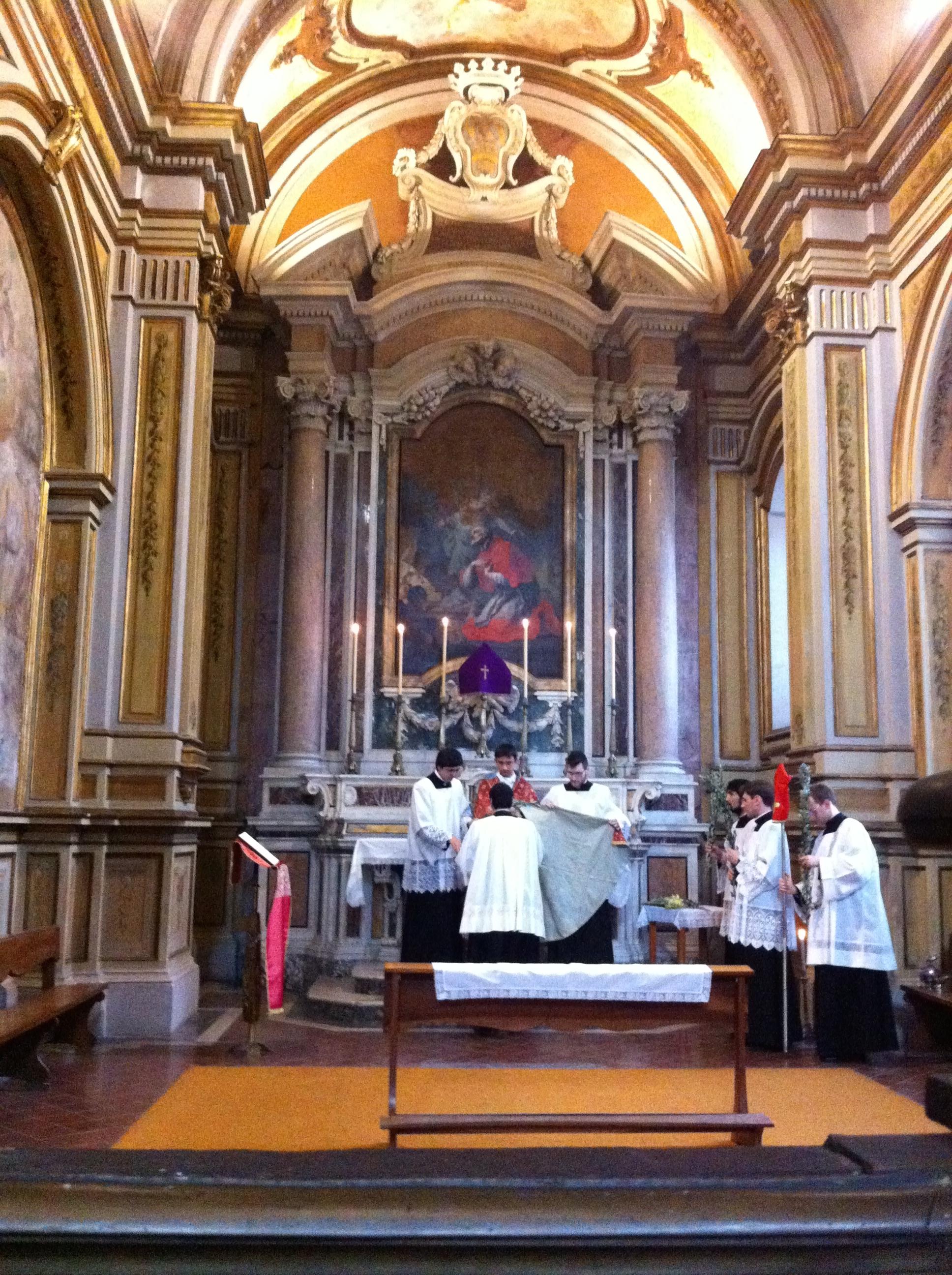 Rito Matrimonio Romano Antico : Foto della s messa in rito romano antico domenica