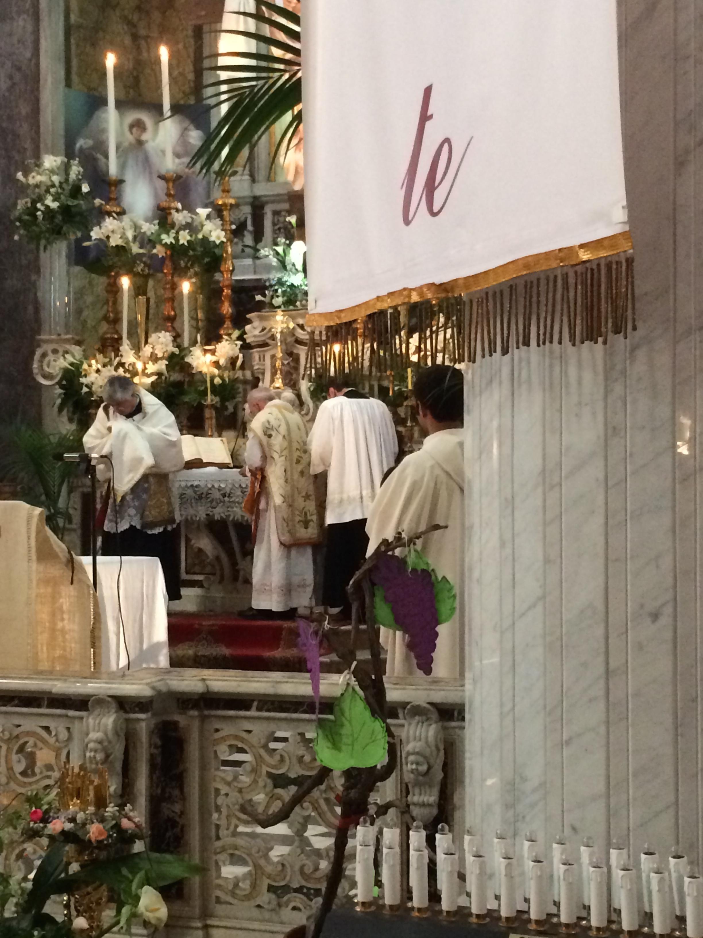 Rito Matrimonio Romano Antico : S messa rito romano antico tridentina napoli