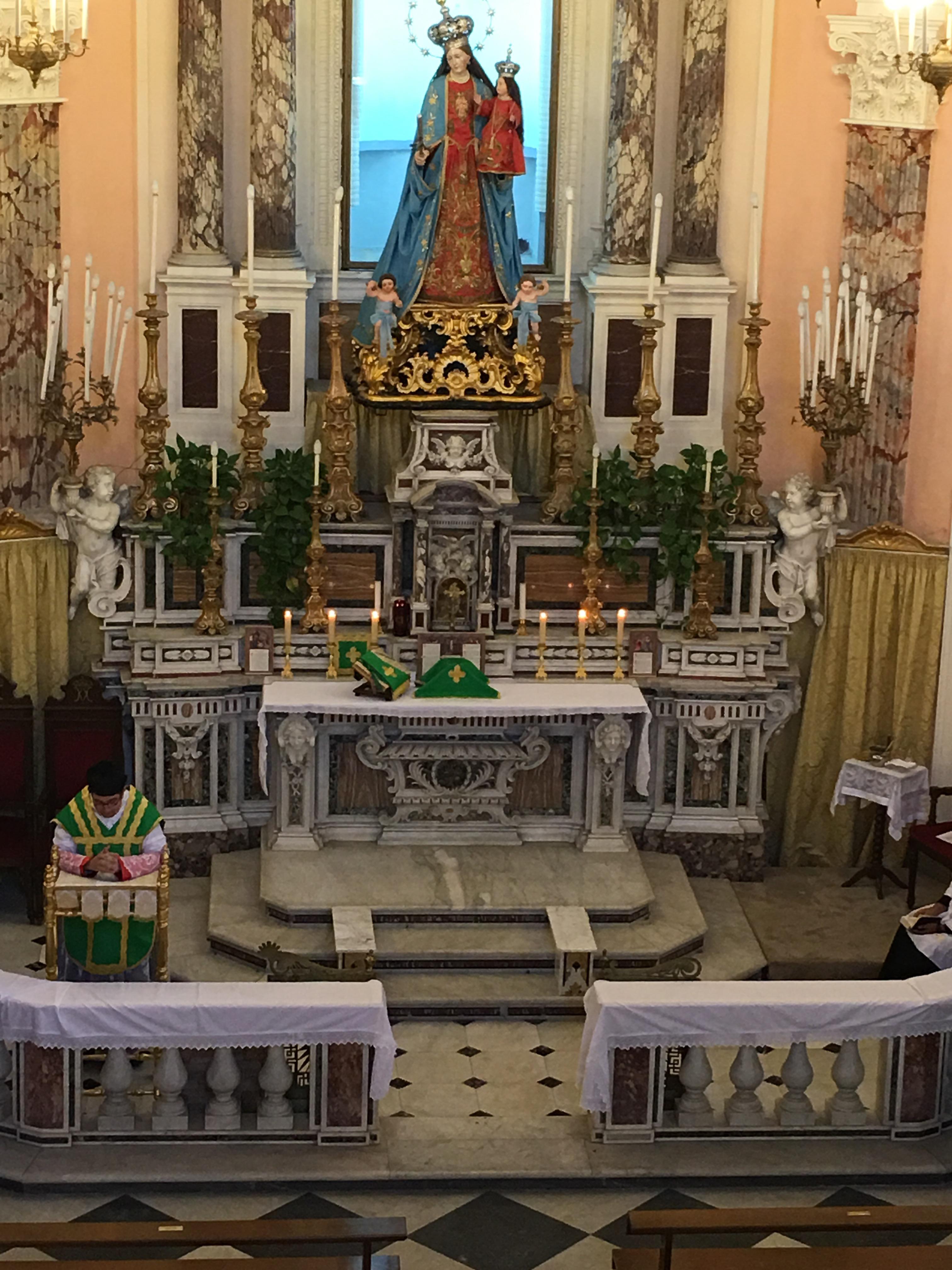 Rito Matrimonio Romano Antico : Messa tridentina napoli date e orari delle ss messe in