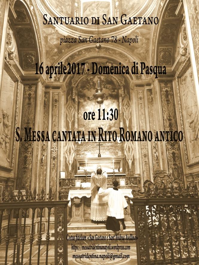 Rito Matrimonio Romano Antico : Aprile domenica di pasqua santa messa cantata in