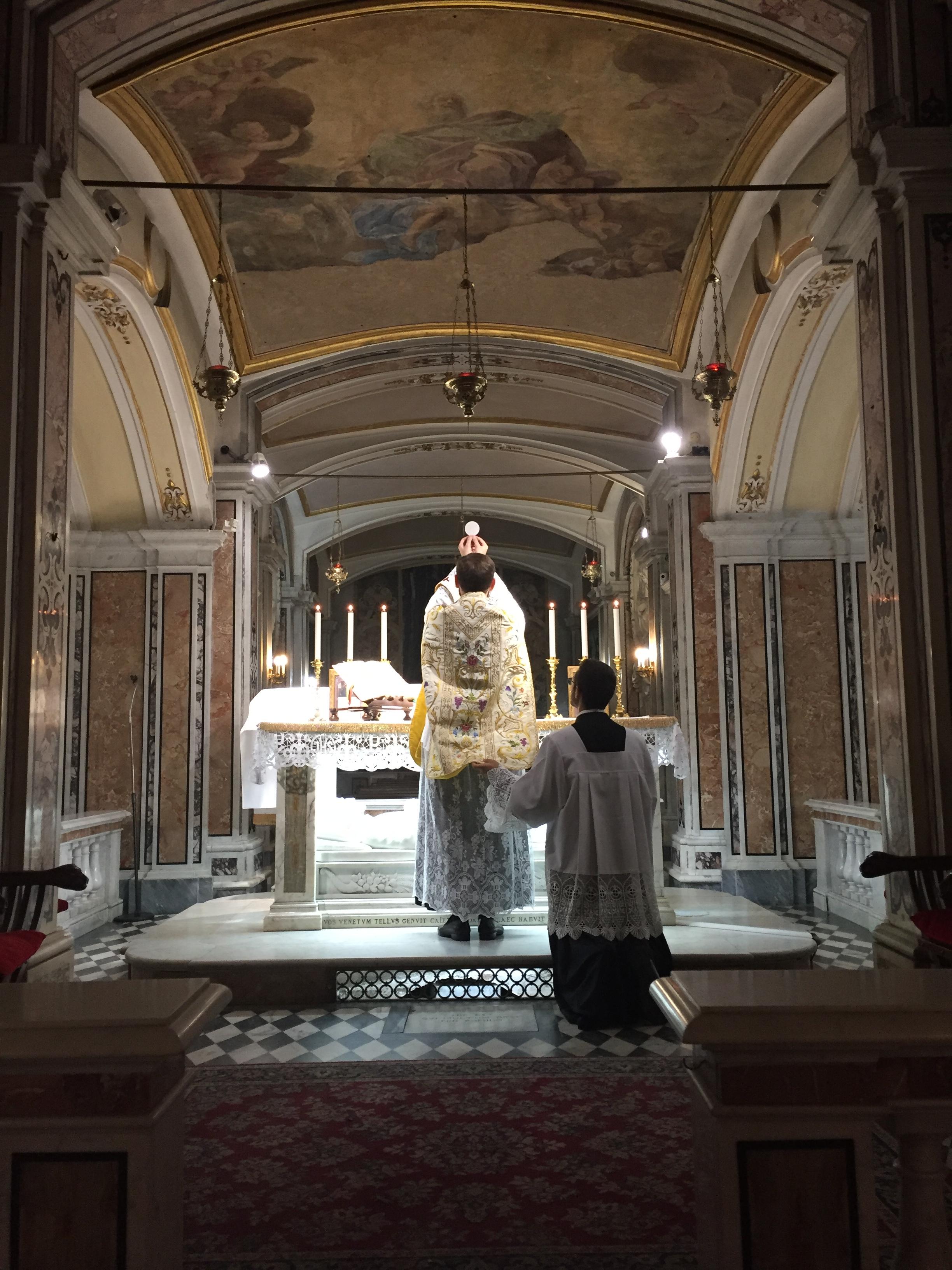 Rito Matrimonio Romano Antico : Napoli domenica novembre s messa cantata in rito